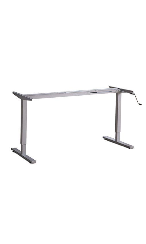 Višinsko nastavljiva miza Simple 1 - crank